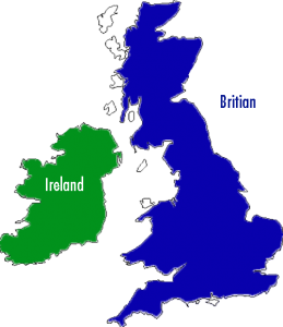 UK & Ireland Islands