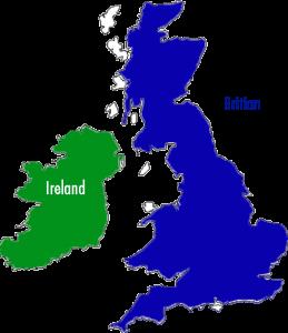 UK & Ireland Islands